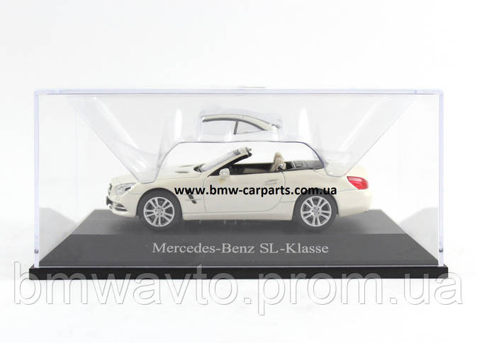 Модель Mercedes-Benz SL-Class R231, 1:43 Scale, фото 3