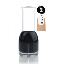 M-15 Фарба для стемпинга № 2 Чорний (уп-12 шт), 15 ml