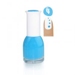 M-15 Краска для стемпинга № 4 Голубой (уп-12 шт), 15 ml