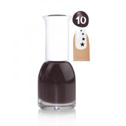 M-15 Краска для стемпинга №10 Шоколадный (уп-12 шт), 15 ml