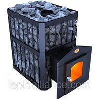 Дровяная банная печь-каменка Новаслав Пруток ПКС-01 П С2