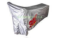 Чехол дождевик на скутер   (солнцеотражающий) (серый)   JCAA