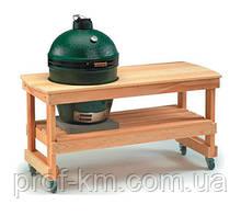 Довгий стіл для Big Green Egg Medium