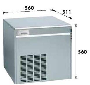 Льдогенератор чешуйч. 250 кг/сутки KF-250 Migel 2090007