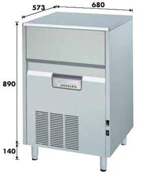 Льдогенератор 71кг/сутки KL-72A Migel 2090006