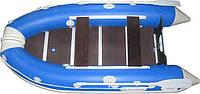 Лодка надувная моторная, пвх «NAVIGATOR» ЛК300