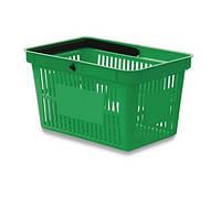 Корзина покупательская пластиковая WA 20 Wanzl