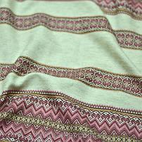 Льняные ткани с вышивкой