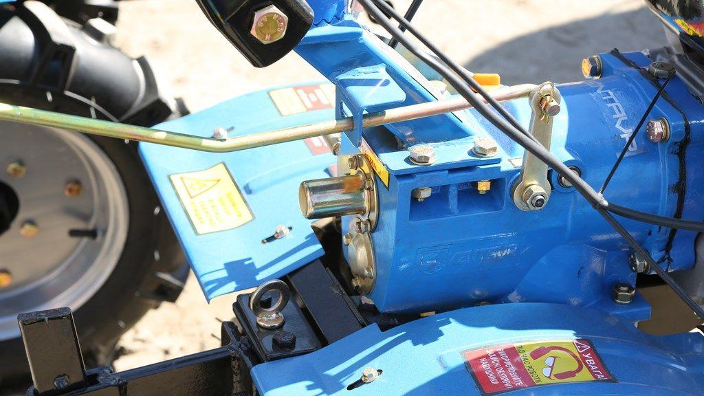 Мотоблок Кентавр МБ 2061Д-3