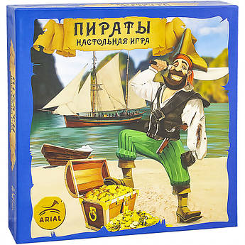 "Настольная игра Arial ""Пираты"""