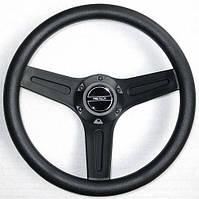 Рулевое колесо чёрное 32 см Pretech B