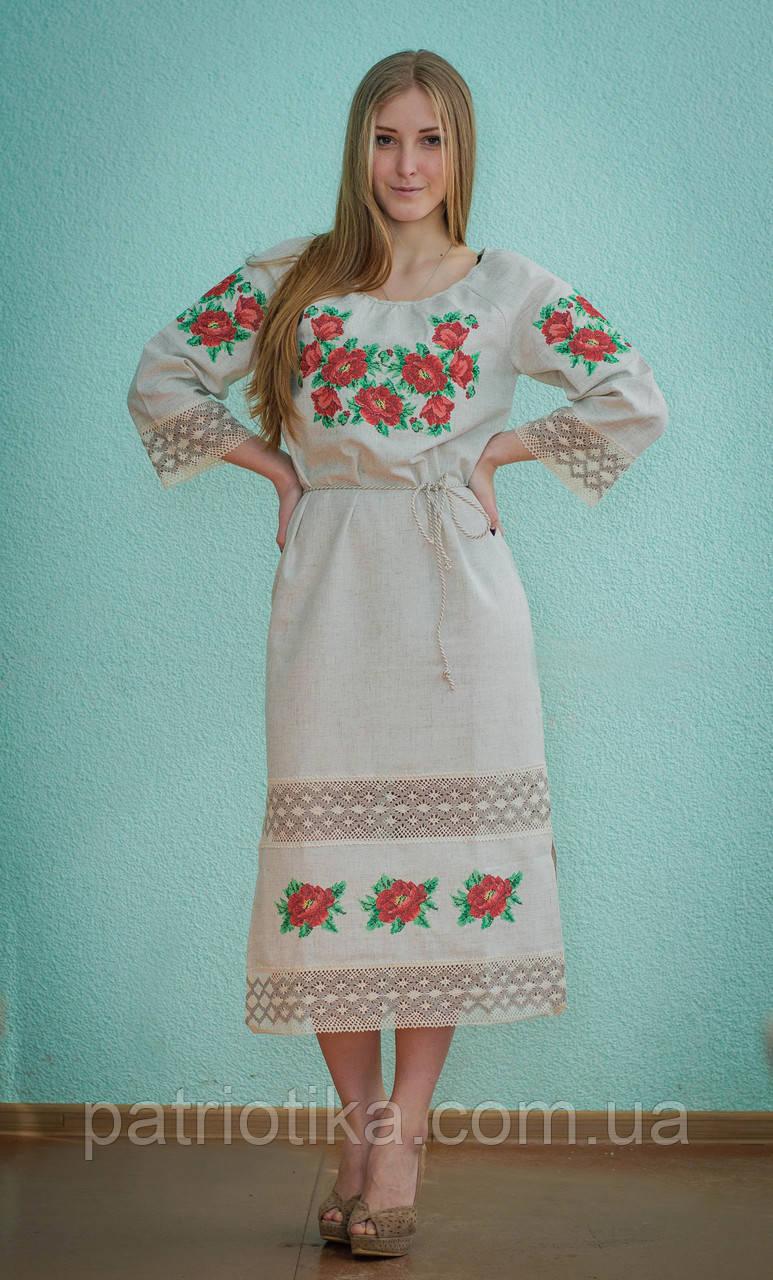 Вышитые платья | Вишиті плаття
