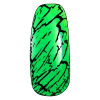NE-6T Трескающийся лак для ногтей (2+1)