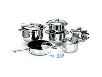Набор посуды ( набор кастрюль ) 12 предметов MAYER&BOCH MB-4268