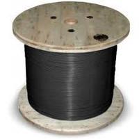Кабель нагревательный Nexans TXLP BLACK DRUM одножильный отрезной 0.02 Ом/м (nexcab10002888)