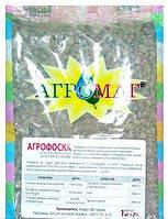 Минеральное удобрение Агрофоска 1кг (P-15%;K-4%;Mg-3%Ca-25%)