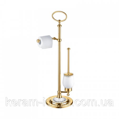 Стойка комплексная для туалета Kraus Apollo KEA-16558G