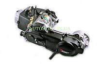 Двигатель   4T GY6 80cc   (139QMB, короткий)   (10 колесо, под 2 амортизатора)   EVO