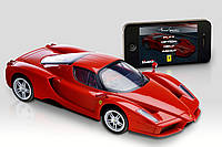 Машинка SILVERLIT Ferrari Enzo Bluetooth for iOS Red