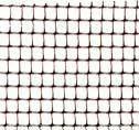 Сетка вольерная (для птичников) ячейка / Сітка для огородження  10х10мм, рулон 1х100м (черная)