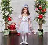 Детский ноогодний костюм Снежинка, фото 2