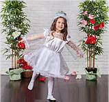 Детский ноогодний костюм Снежинка, фото 3