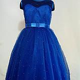 Нарядное платье для девочки Бусинка, фото 5