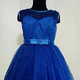 Нарядное платье для девочки Бусинка, фото 7