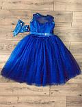 Нарядное платье для девочки Бусинка, фото 8