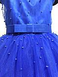 Нарядное платье для девочки Бусинка, фото 9