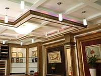 Декоративная лепнина для интерьера из дюрополимера Decor Dizayn (Декор Дизайн)