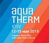 Мы участвуем в выставке Аква-Терм 2015!