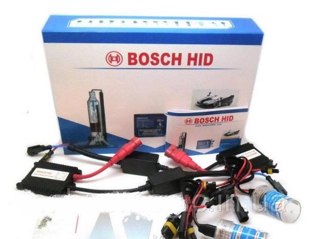 Лампа Биксенон, Ксенон BOSCH цоколь H4 HID H/L автомобильный свет 6000К, фото 2
