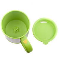 Чашка-мешалка с вентилятором UFT Fancup Green