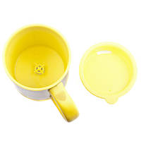 Чашка-мешалка с вентилятором UFT Fancup Yellow
