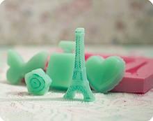 Подборка силиконовых молдов с парижским акцентом
