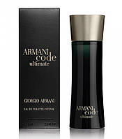 Armani Code Ultimate Мужская парфюмерия (Люкс)