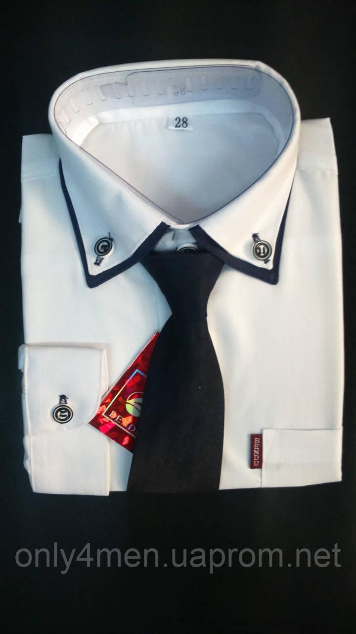 Сорочка дитяча з краваткою, оптом