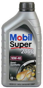 Mobil Super 2000 X1 10w40 1L код150562