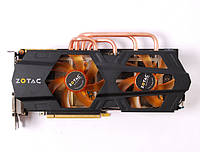 Видеокарта GeForce GTX670 2GB DDR5, 256 bit, PCI-E 3.0 ZOTAC AMP! (ZT-60302-10P) ОЕМ