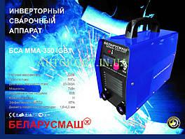 Сварочный аппарат инверторный   Беларусмаш   (350 A, с электронным табло)   SVET