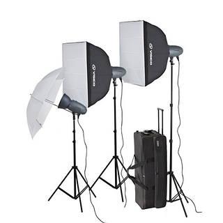 Набор студийного света Visico VL-300 Plus KIT-3