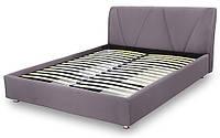 Ліжко подіум з мякою спинкою № 14 Матролюкс , фото 1