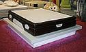 Ліжко подіум з мякою спинкою  №15  Матролюкс, фото 3
