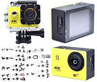 Экшн камера SJ7000R-H9 4К с пультом, фото 1