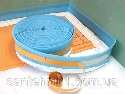 Демпферная лента для водяного теплого пола, фото 2