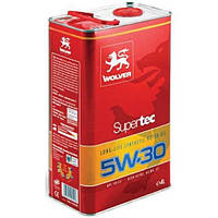 Моторное масло Wolver SUPERTEC 5W-30 4л