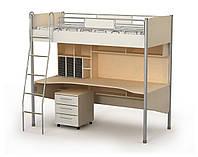 Кровать стол Мега (М-16-1)
