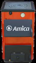 Твердотопливный котел Amica Optima 18, фото 2