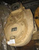 606-102D-00 Редуктор поворота в сборе с тормозом